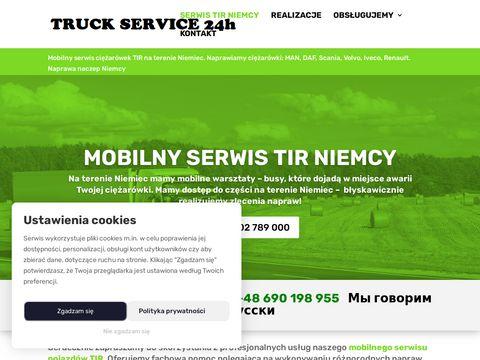 Mobilny serwis-tir-niemcy.pl