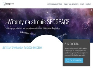 Seospace.pl marketing szeptany
