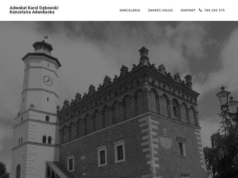 Sandomierz-adwokat.pl kancelaria