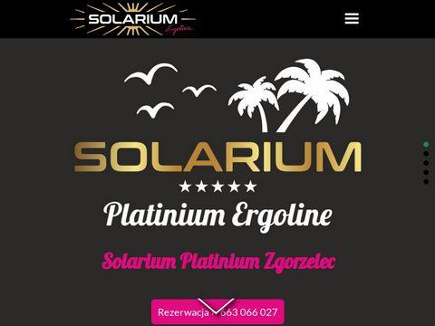 Solarium-platinium-zgorzelec.pl Ergoline