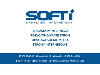 Softi.pl e-marketing