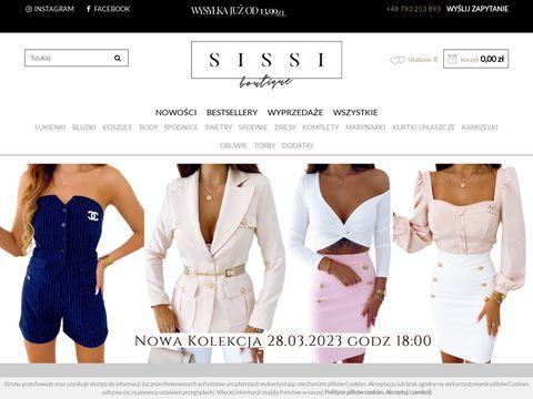 Sissi-boutique.pl sukienki boho na wiosnę