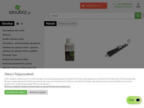 Sioubiz.pl neutralizatory zapachu