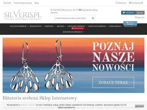 Silveris.pl - biżuteria srebrna