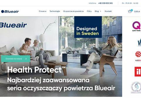 Sklep.fore.pl oczyszczacz powietrza