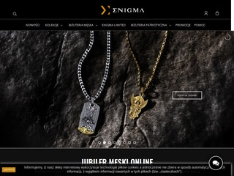 Sklep.enigmaonline.pl biżuteria patriotyczna