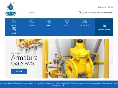 Sklep.wodbud.com.pl rury drenarskie