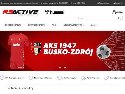 Sklep-hummel.pl sprzęt treningowy