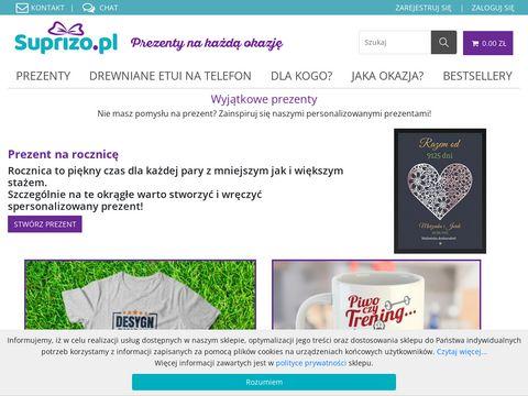 Suprizo.pl twój sklep z najlepszymi prezentami