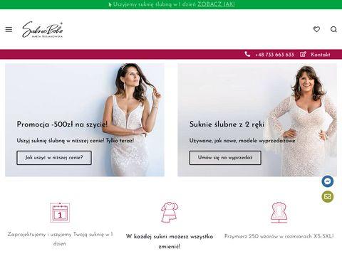 Suknieboho.pl w Warszawie