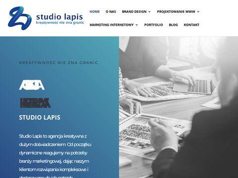 Studiolapis.pl loga dla firm Olsztyn