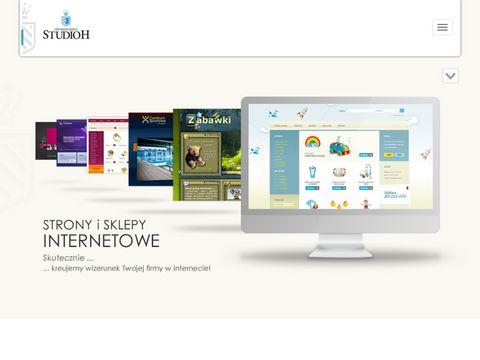 Studioh.pl tworzenie stron internetowych