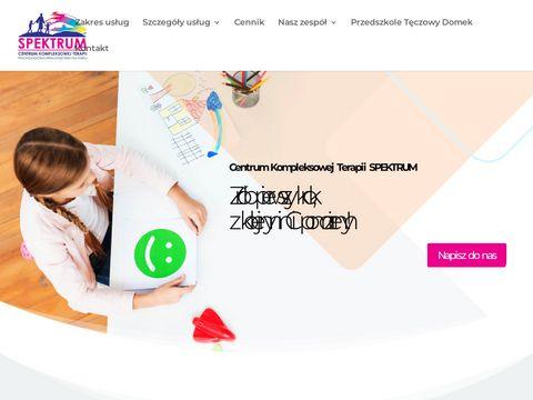 Spektrum.edu.pl psycholog dziecięcy