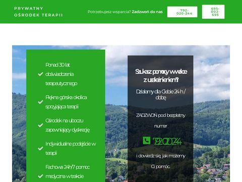 Szansanawolnosc.pl leczenie uzależnień