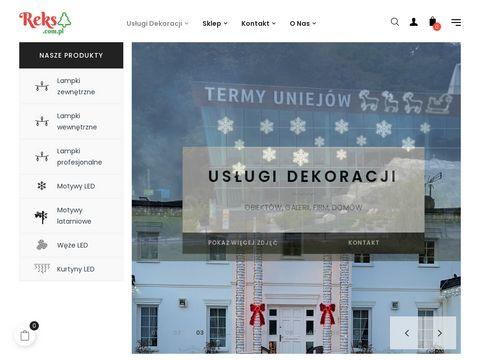 Reks.com.pl sznur LED