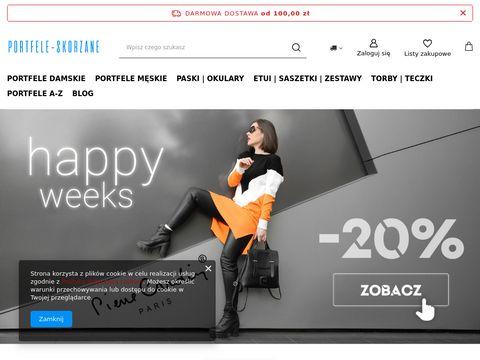 Portfele-skorzane.pl Pierre Cardin