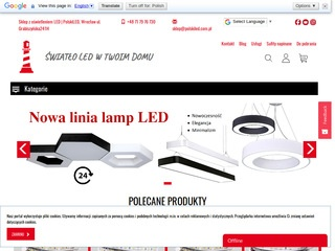 Polskiled.com.pl akcesoria