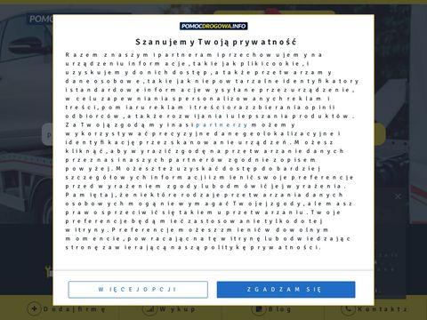 Pomocdrogowa.info wyszukiwarka lawet