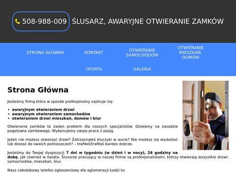 Pogotowie-slusarskie-lodz.pl
