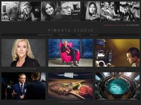 Pimenta Studio portrety biznesowe