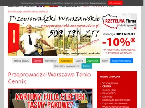 Przeprowadzki-warszawskie.pl
