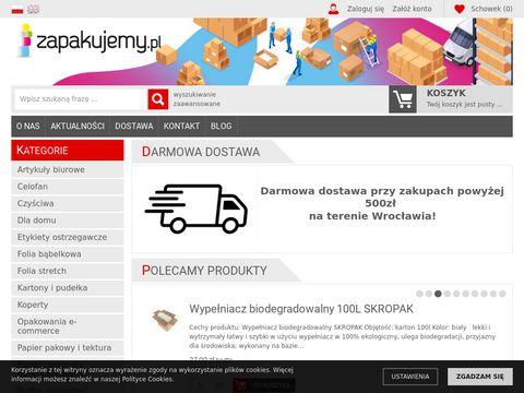 Zapakujemy.pl - hurtownia opakowań