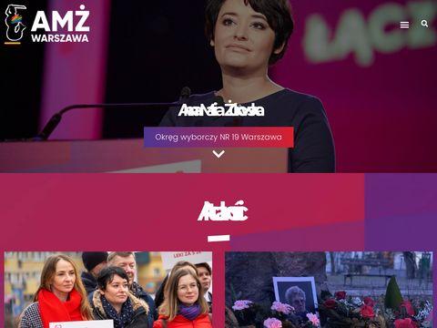 Zukowska.com.pl - lewica Warszawa
