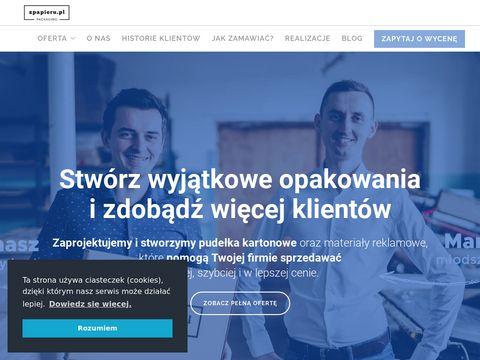 Zpapieru.pl teczki na dokumenty