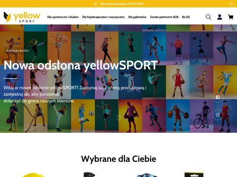 Yellowsport.pl dezynfekcja powierzchni