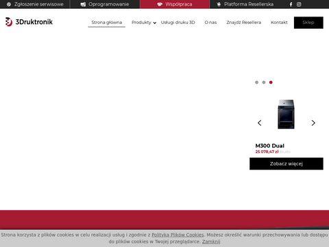 3druktronik.com - drukarki Zortrax