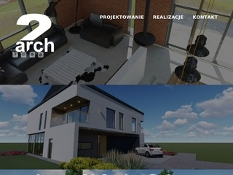 2arch.pl architekt wnętrz biuro
